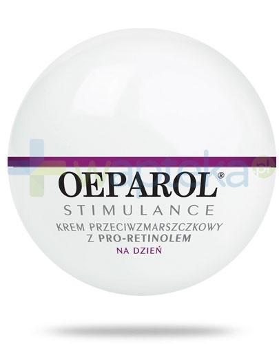 Oeparol Stimulance krem przeciwzmarszczkowy z pro-retinolem na dzień do skóry suchej 50 ml