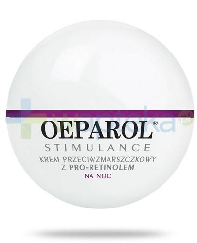 Oeparol Stimulance krem przeciwzmarszczkowy z pro-retinolem na noc 50 ml