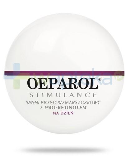 Oeparol Stimulance krem przeciwzmarszczkowy z pro-retionolem na dzień skóra normalna i mieszana 50 ml