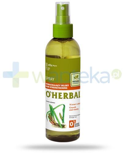 O'Herbal Spray wzmacniający włosy z ekstraktem z korzenia tataraku 200 ml Elfa Pharm
