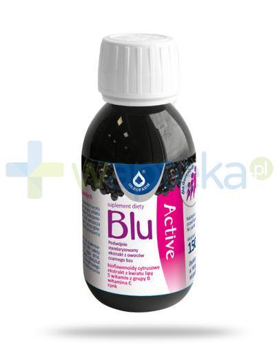 Oleofarm Blu Active płyn 150 ml