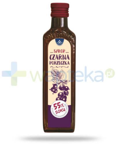 Oleofarm syrop czarna porzeczka 55% soku 250 ml