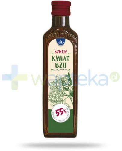 Oleofarm syrop kwiat bzu 55% soku 250 ml