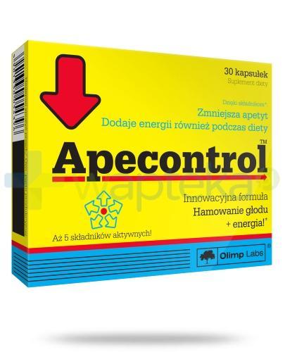Olimp Apecontrol 30 kapsułek