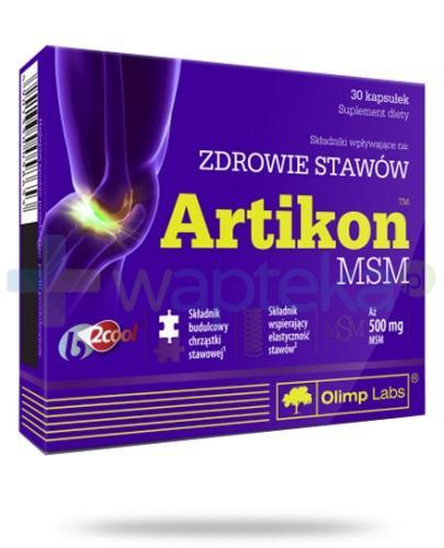 Olimp Artikon MSM 30 kapsułek