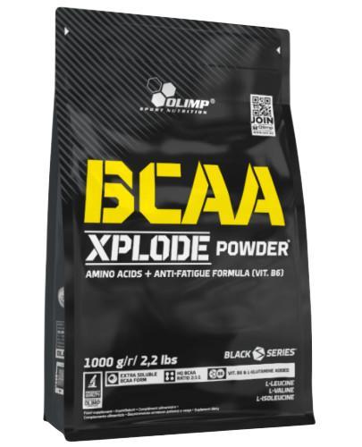 Olimp BCAA Xplode powder wieloowocowy 1000 g
