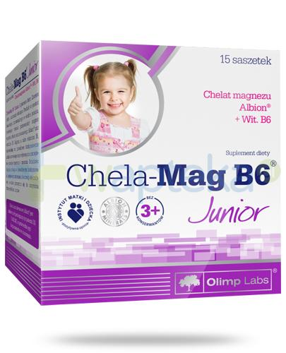 Olimp Chela-Mag B6 Junior 15 saszetek