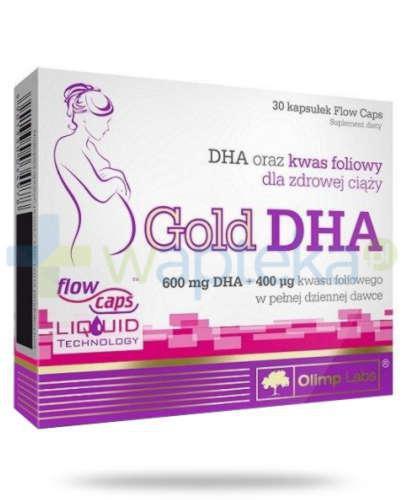Olimp Gold DHA 30 kapsułek (blister)