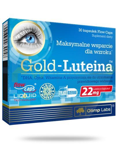Olimp Gold-Luteina 30 kapsułek