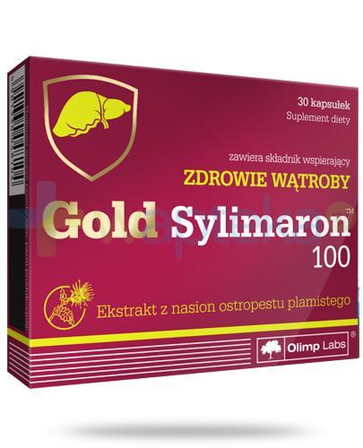 Olimp Gold Sylimaron 100 30 kapsułek