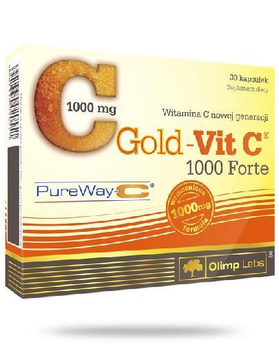 Olimp Gold-Vit C 1000 Forte 30 kapsułek