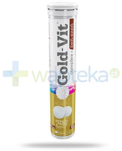 Olimp Gold-Vit Complex + żeń-szeń 20 tabletek