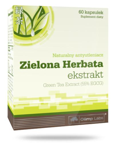 Olimp Green Tea Extract 60 kapsułek
