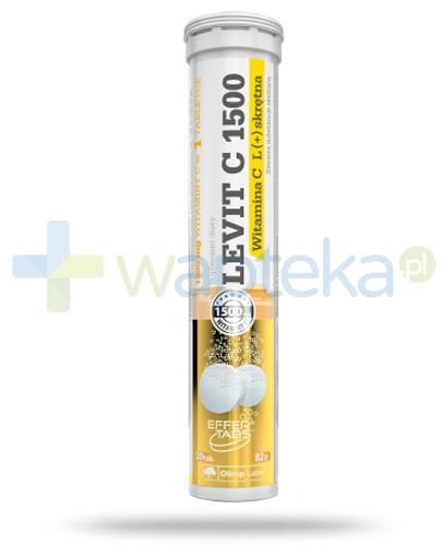 Olimp Levit C 1500 witamina C lewoskrętna 20 tabletek