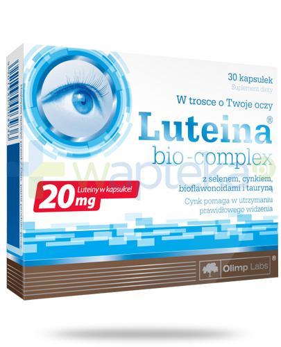 Olimp Luteina Bio-Complex 30 kapsułek
