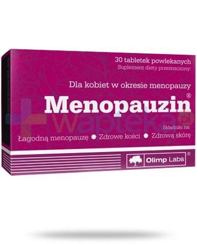Olimp Menopauzin 30 tabletek
