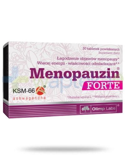 Olimp Menopauzin Forte 30 tabletek