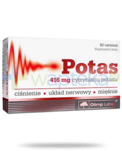 Olimp Potas 60 tabletek