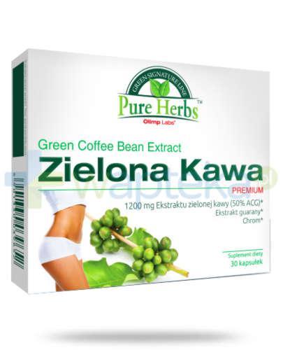 Olimp Zielona Kawa Premium 30 kapsułek