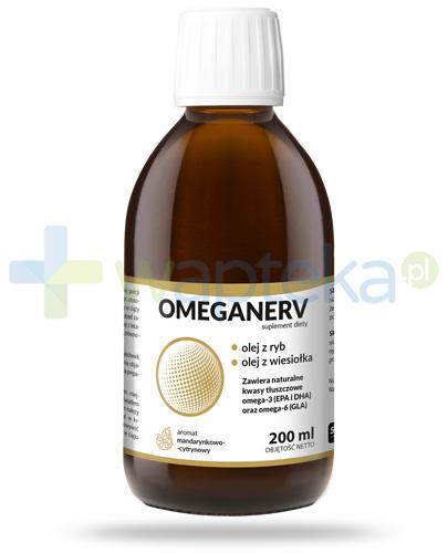 Omeganerv płyn 200 ml