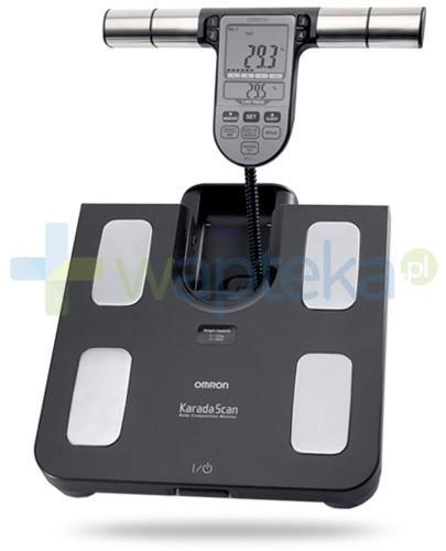 Omron BF 508 waga elektroniczna i analizator składu ciała kolor czarny 1 sztuka