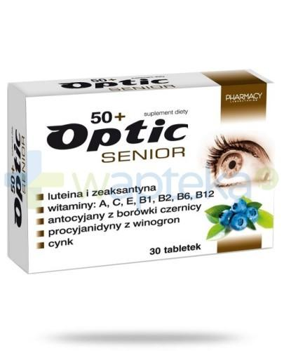 Optic Senior 50+ 30 tabletek