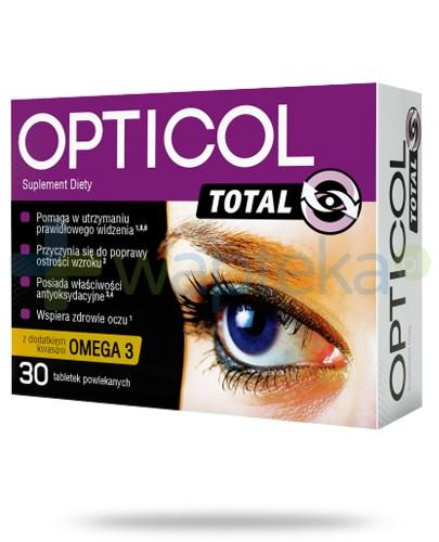 OptiCol Total 30 tabletek