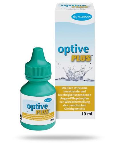 Optive Plus krople do oczu 10 ml