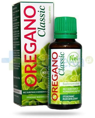 Oregano Classic płyn 30 ml