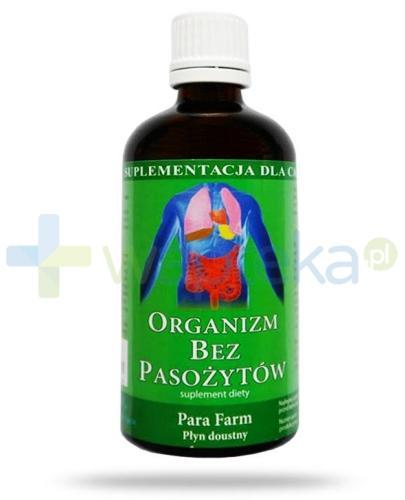 Organizm Bez Pasożytów Para Farm płyn doustny 85 ml
