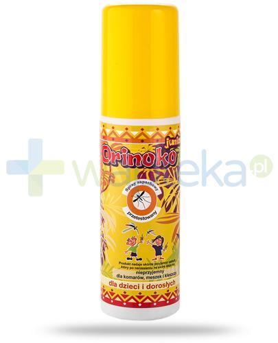 Orinko Junior spray przeciw komarom i kleszczom 90 ml