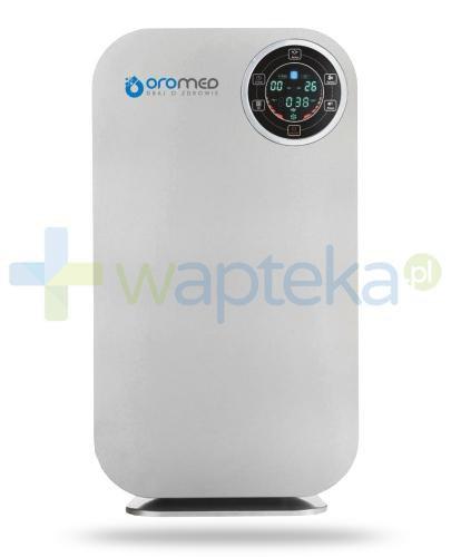 OroMed Oro-Air Purifier Smart oczyszczacz powietrza z wielopoziomową filtracją z filtrem HEPA 1 sztuka
