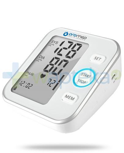 OroMed Oro-N6 Basic automatyczny cyfrowy ciśnieniomierz naramienny 1 sztuka