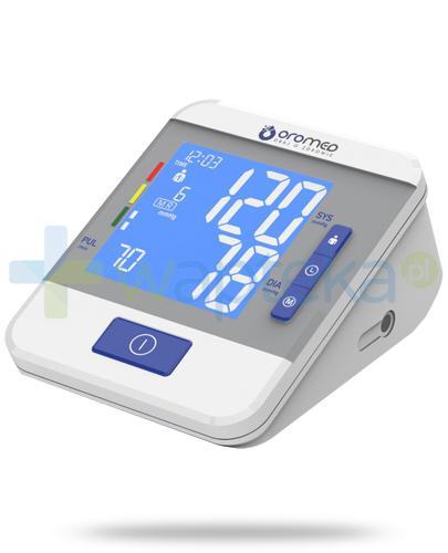 OroMed Oro-N8 Comfort automatyczny cyfrowy ciśnieniomierz naramienny 1 sztuka