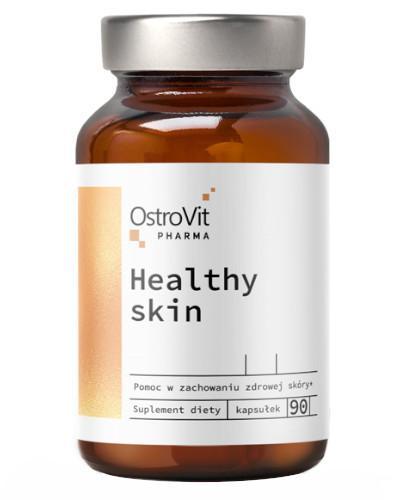 OstroVit Pharma Healthy Skin 90 kapsułek - zdrowa skóra
