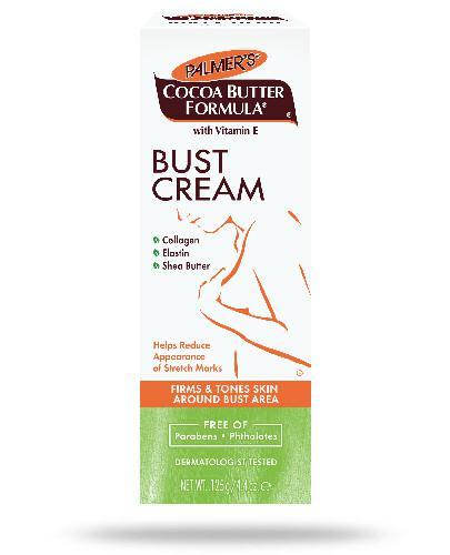 Palmers Cocoa Butter krem ujędrniający do biustu 125 g