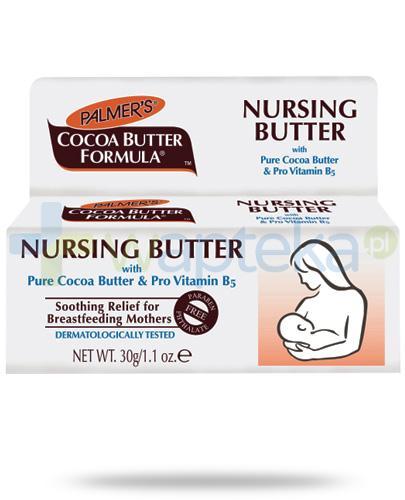 Palmers Cocoa Butter krem pielęgnacyjny do biustu w czasie laktacji 30 g