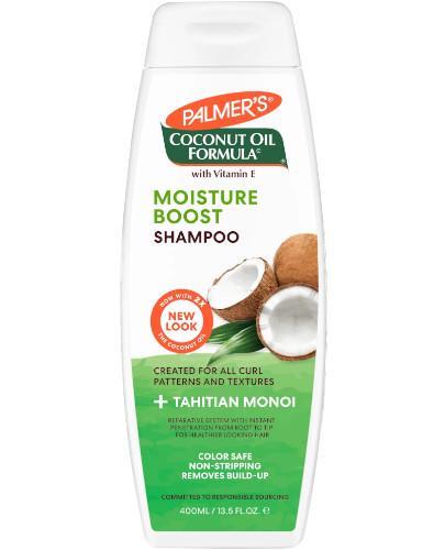 Palmers Coconut Oil szampon odżywczo nawilżający 400 ml