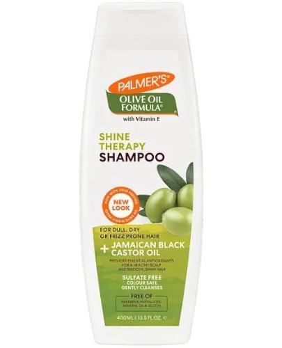Palmers Olive Oil szampon odżywczo wygładzający na bazie olejku z oliwek extra virgin 400 ml