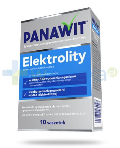 Panawit Elektrolity 10 saszetek