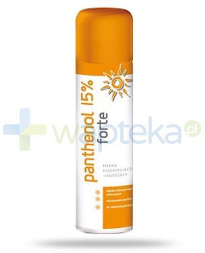 Panthenol 15% forte aerozol 150 ml Biovena
