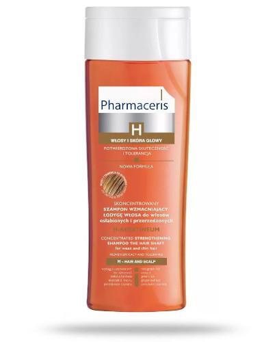 Pharmaceris H Keratineum szampon wzmacniający do włosów osłabionych 250 ml