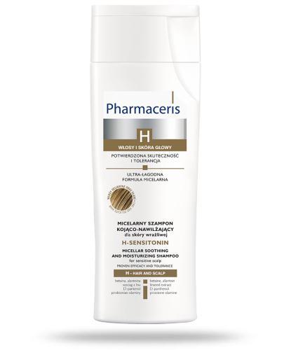 Pharmaceris H Sensitonin szampon kojący do skóry wrażliwej 250 ml