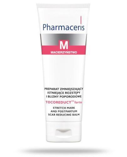 Pharmaceris M Tocoreduct Forte preparat zmniejszający istniejące rozstępy i blizny poporodowe 75 ml