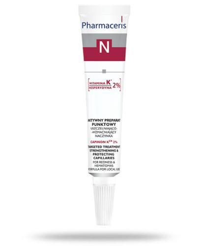 Pharmaceris N Capinon K 2% preparat punktowy uszczelniająco wzmacniający naczynka 10 ml