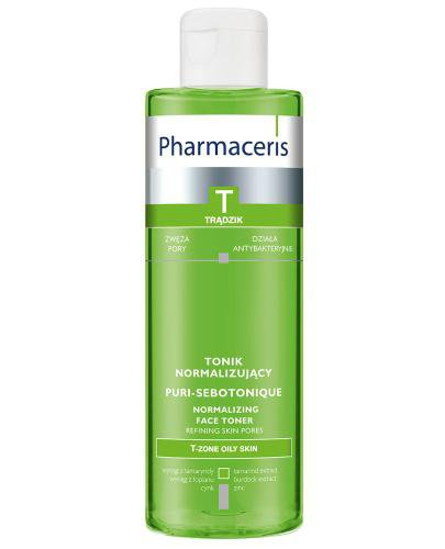 Pharmaceris T Puri-Sebotonique tonik normalizujący do twarzy 200 ml