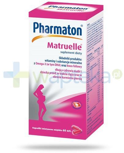 Pharmaton Matruelle 60 kapsułek