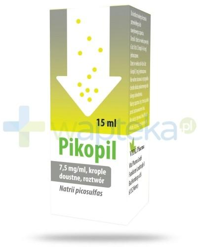 Pikopil 7,5 mg/ml krople doustne 15 ml