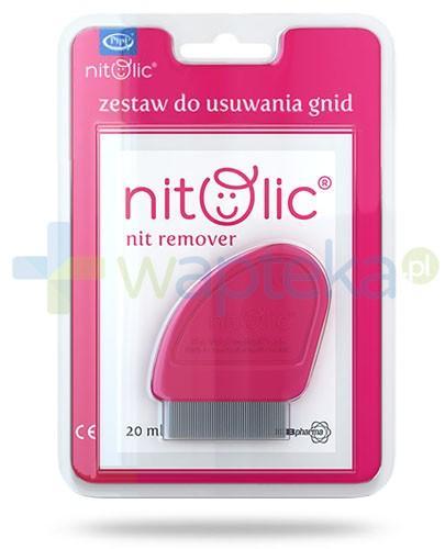 Pipi Nitolic zestaw wspomagający leczenie wszawicy