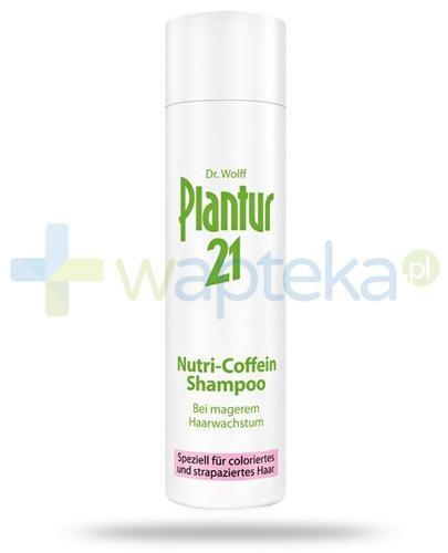 Plantur 21 szampon nutri-kofeinowy 250 ml